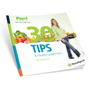 30 Tips For Healthy Weight Loss Psst Guide Familiprix