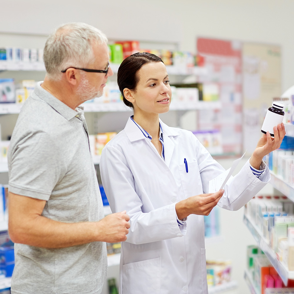 Allergie saisonnières pharmacienne