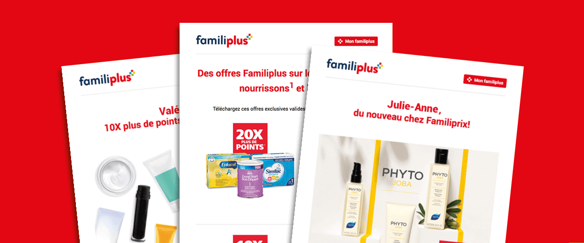 Subscribe to our Familiplus newsletter