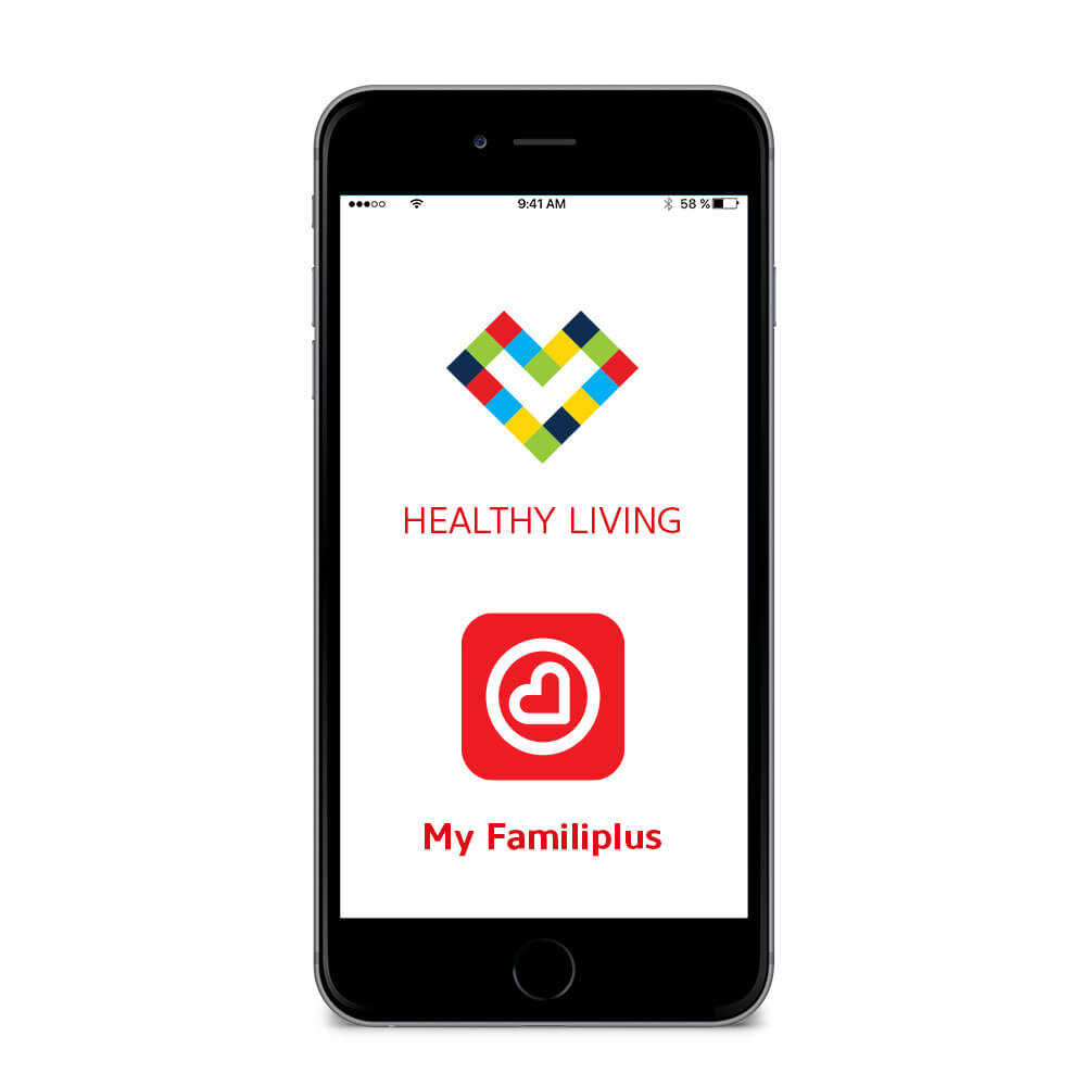 My Familiplus and healthy living