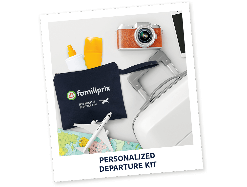 Personalized Departure Kit