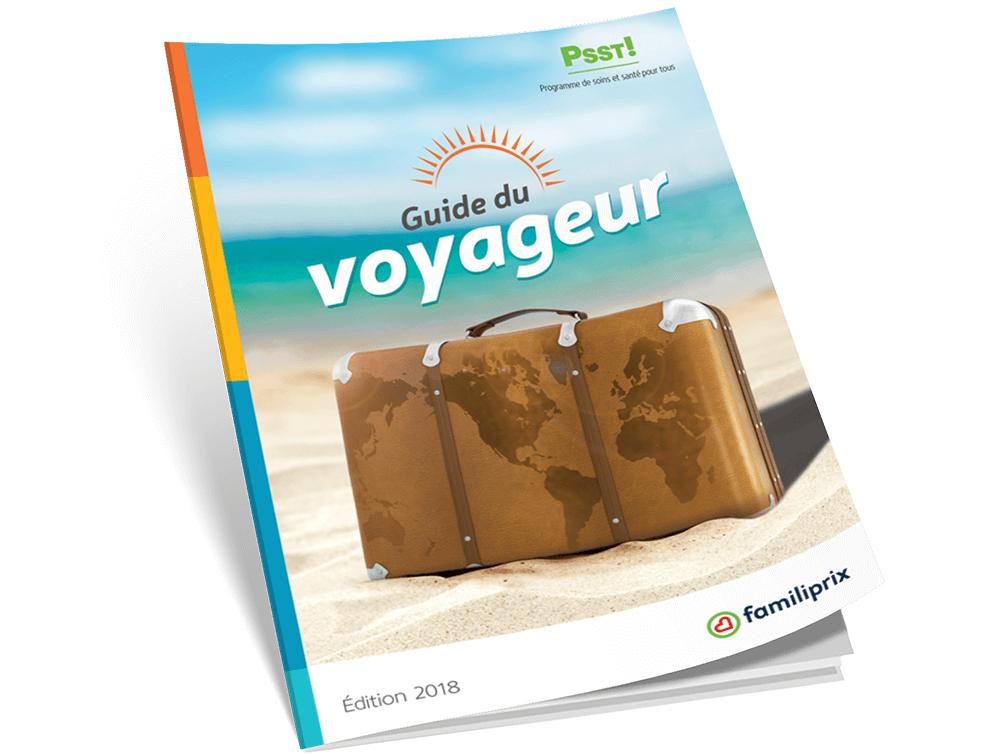 PSST! - Guide du voyageur