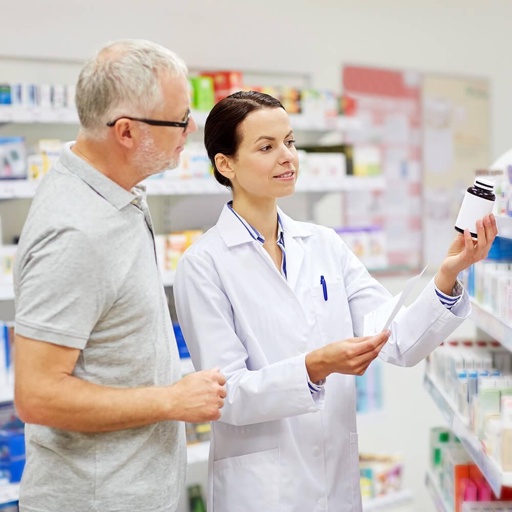 Seasonal Allergies pharmacist