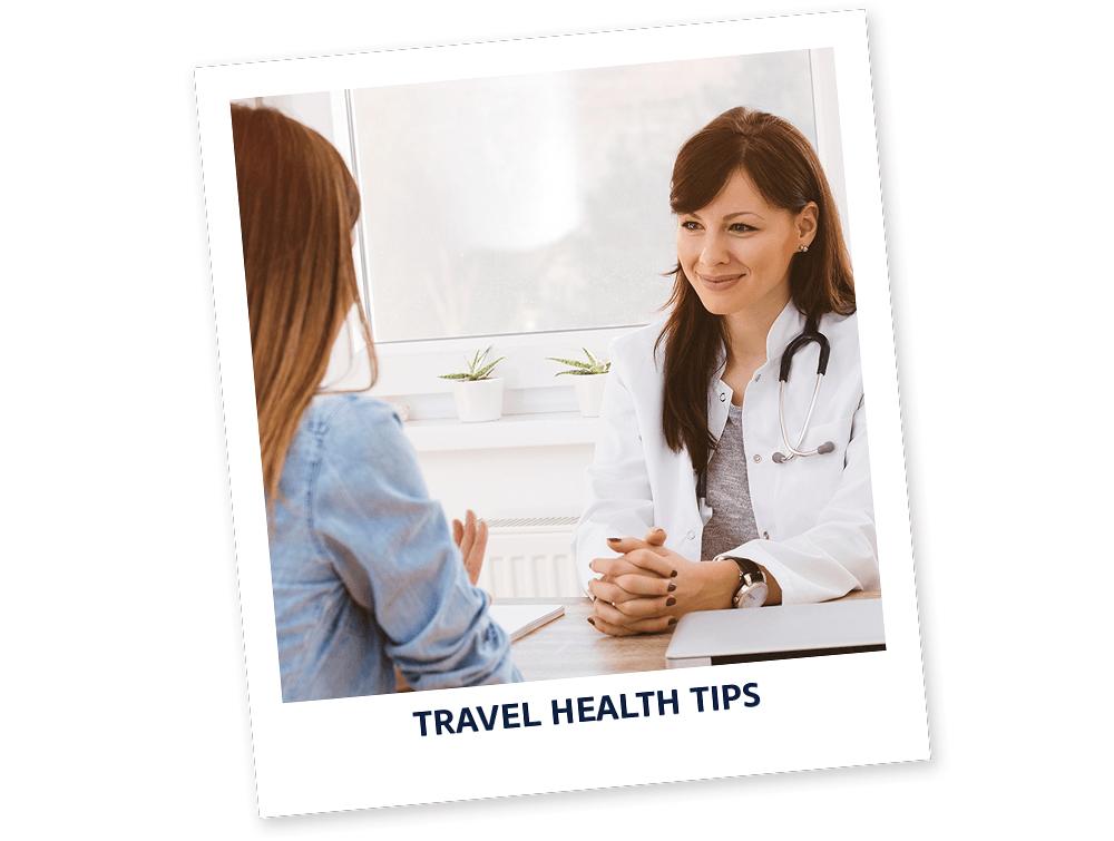 Travel Health Tips