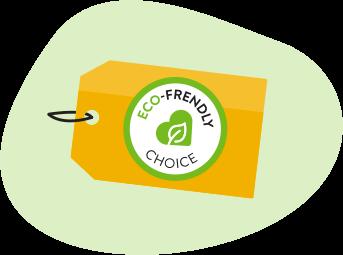 Tag - eco-friendly choice