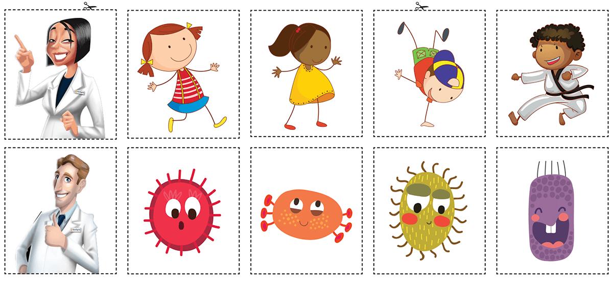 Familiprix pharmacist, virus or child