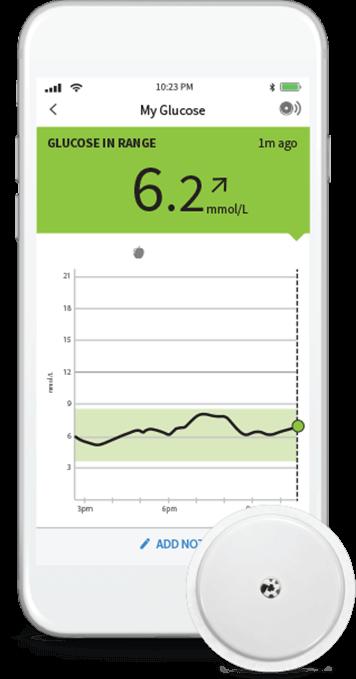 freestyle libre link sensor