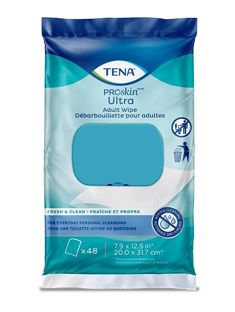TENA Proskin Ultra Adult Wipe