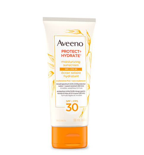 AVEENO PROTECT+ HYDRATE FPS 30