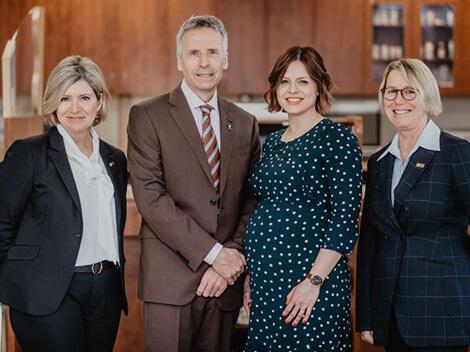 création de la Chaire de leadership en enseignement (CLE) Familiprix en pharmacie communautaire