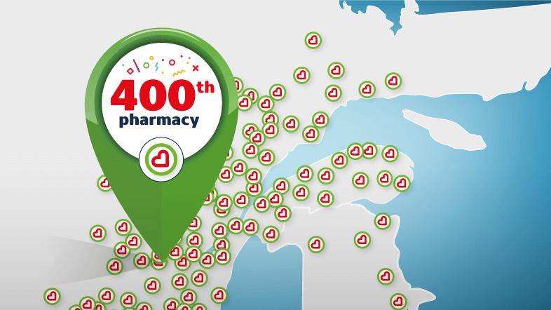 400th pharmacy